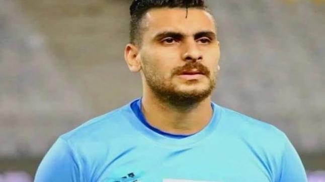 حارس المصري يعلن اعتزاله كرة القدم بسبب اتهامات كورونا
