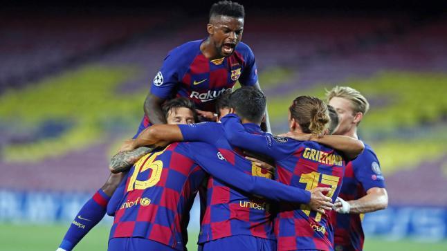 رابطة الليجا تمنع برشلونة من التعاقد مع لاعب ليفربول