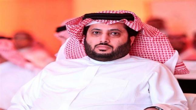 تركي آل الشيخ يهنئ الأهلي بالفوز ببطولة الدوري