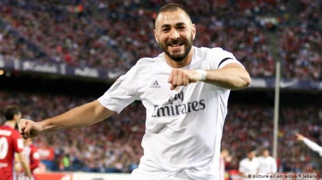 كريم بنزيما: يمكنني أن أدرب ريال مدريد يوما ما