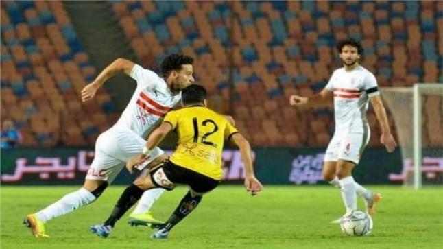 مصطفى فتحي: نعاني من ضغط المباريات وهذا سر احتفالات طارق حامد