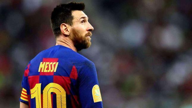 تعليق مثير من ميسي بعد تأهل برشلونة لربع نهائي دوري أبطال أوروبا