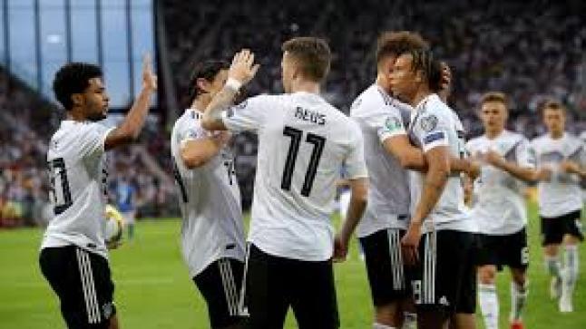 قائمة منتخب ألمانيا لمواجهة سويسرا وإسبانيا