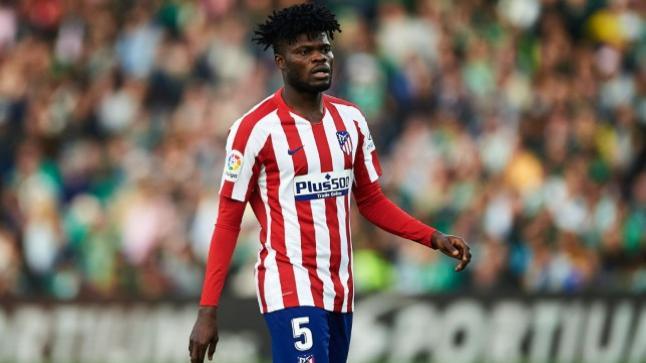 أرسنال يعيد مفاوضاته مع أتليتكو مدريد لضم بارتي