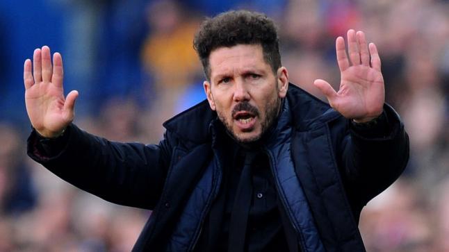 تقارير إيطالية: سيميوني يقترب من تدريب إنتر ميلان حال رحيل كونتي