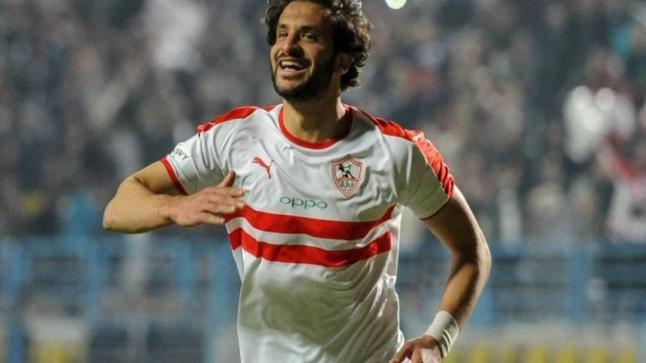 محمود علاء يحسم الجدل حول احتفاله ضد طنطا