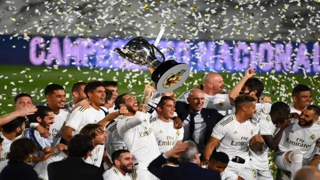 تشيلسي يستفيد ماديا من ريال مدريد بعد تتويجه بالدوري الإسباني