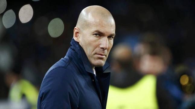 تقارير: زيدان فقد الثقة في مهاجم ريال مدريد