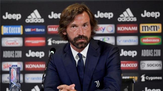 مدرب منتخب إيطاليا يعلق على تدريب بيرلو ليوفنتوس