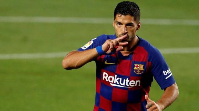 تقارير: كومان يحدد بديل سواريز في برشلونة من مانشستر سيتي