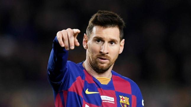 تقارير: ميسي لن يرحل مجانا عن صفوف برشلونة