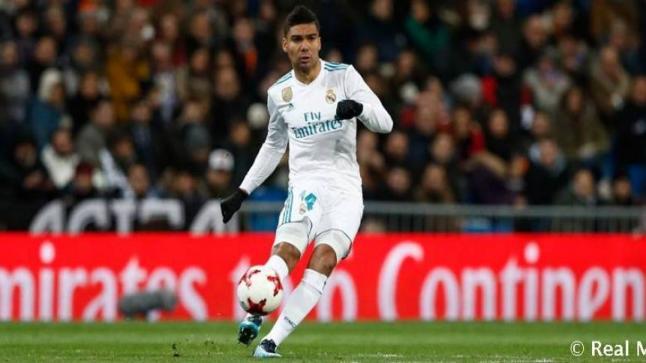 كاسميرو: ريال مدريد يستحق الفوز باللقب.. ويجب الحذر أثناء الاحتفالات
