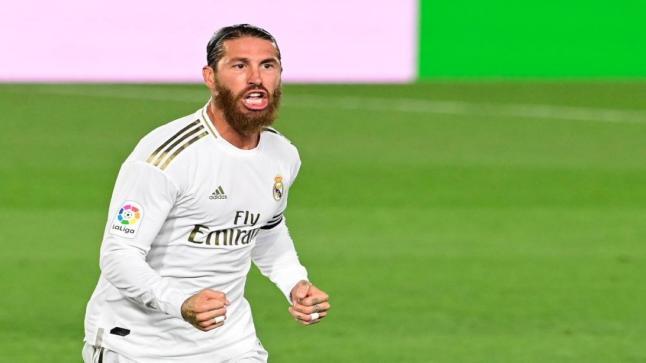 تقارير: راموس سيتواجد مع ريال مدريد أمام مانشستر سيتي رغم إيقافه